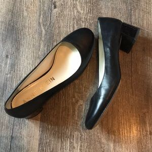 ANNE KLEIN – Chunky Casual Heels